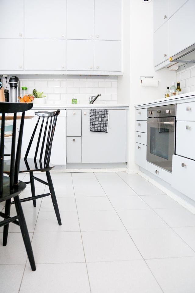 11 kuvaa keittiöstä