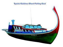 Risultati immagini per dhoni boat