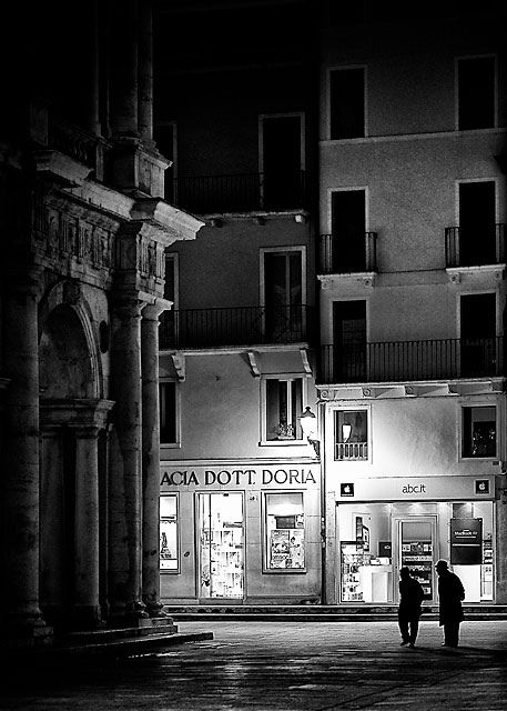 Piazza dei Signori, Vicenza | PC-E Nikkor 85/2.8D | By: Donald G. Jean | Flickr - Photo Sharing!