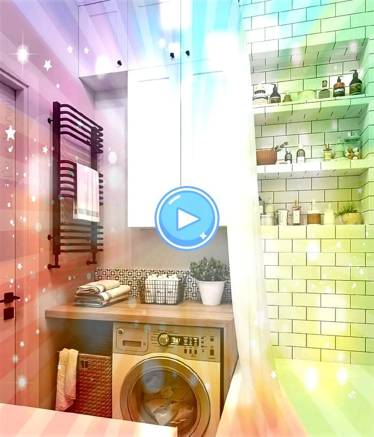 recent Photos Small Bathroom with laundry Popular Modest bathrooms tend to be difficult to design On the other hand because theyre compact a perMost recent Photos Small B...