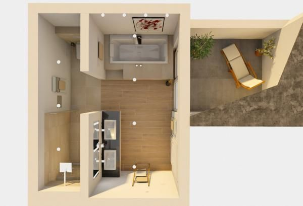 Badplanung Grundriss Bathroom designs, Bath and House - badezimmer 3d planer