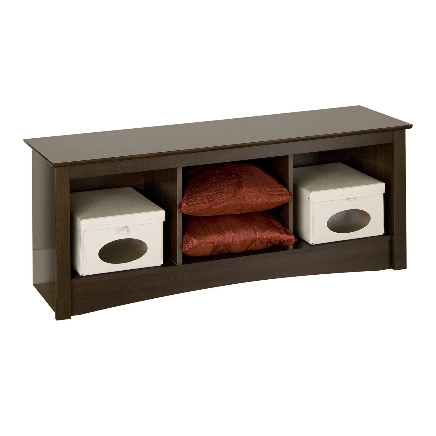 Incredible Prepac Furniture Esc 4820 Fremont Cubbie Bench Lowes Pabps2019 Chair Design Images Pabps2019Com