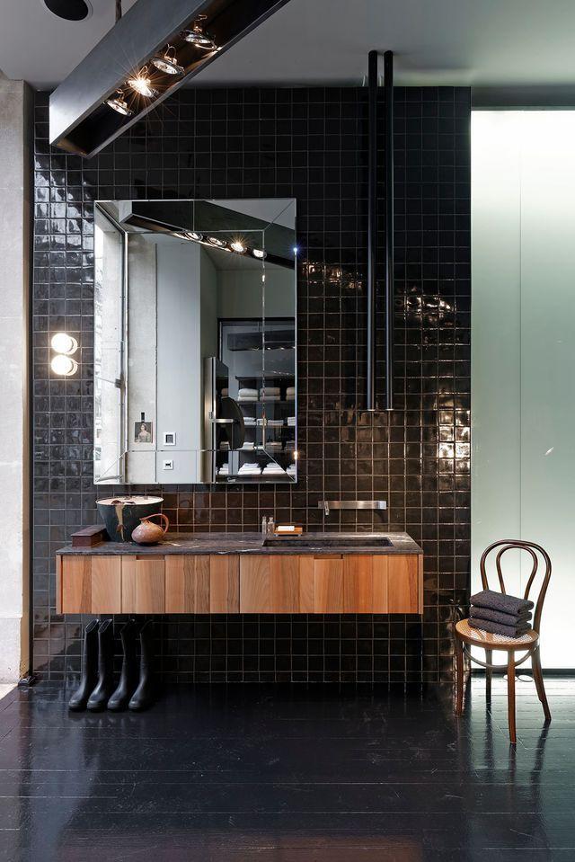 Meuble salle de bain  des modèles tendance Interiors