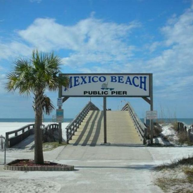 The Pier Mexico Beach Florida Beaches Places In Visit