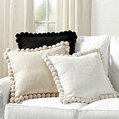 Terra Pom Pom Pillow Cover images