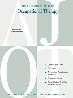 Effects of Stability Balls on Children's On-Task Behavior, Academic Achievement, and Discipline Referrals: A Randomized Controlled Trial | American Journal of Occupational Therapy