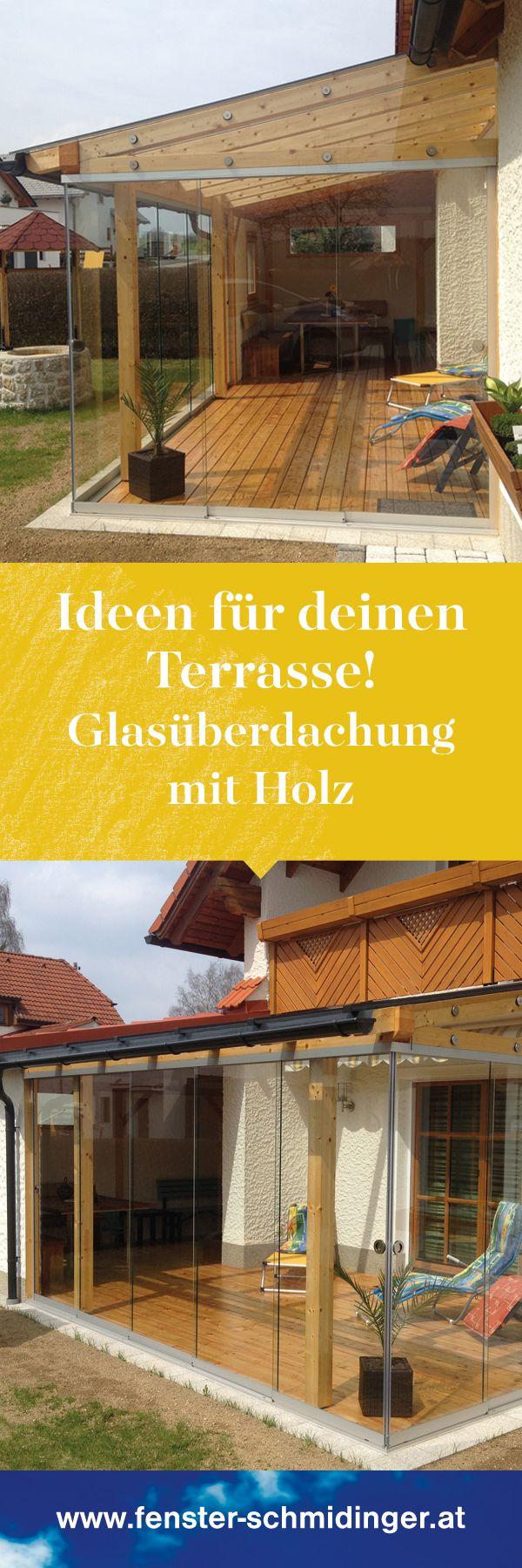 Pergola Glas Und Holz Vom Wintergartenbauer Schmidinger Porch