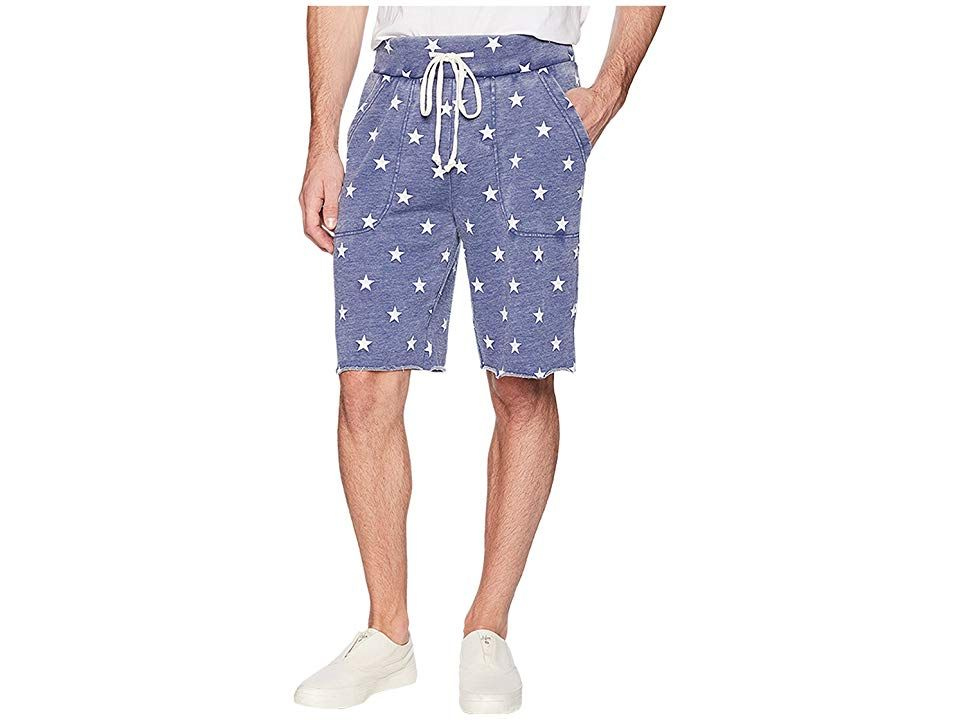 Alternative Victory Shorts Navy Stars Mens Shorts An allover star print makes these Alternative Victory Shorts the perfect choice for all of your summer adventures Burnou...