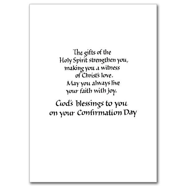 Confirmation Confirmation On Pinterest Bible Verses Holy