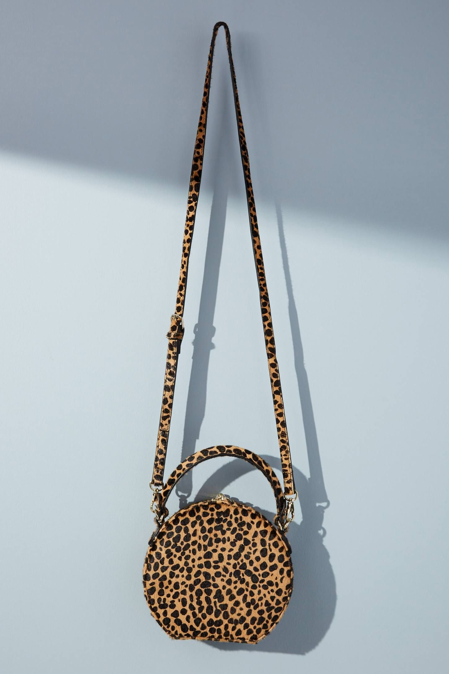 53e9e8d90708 Shop the Circular Leopard-Print Crossbody Bag and more Anthropologie at  Anthropologie today. Read customer reviews, discover product details and  more.