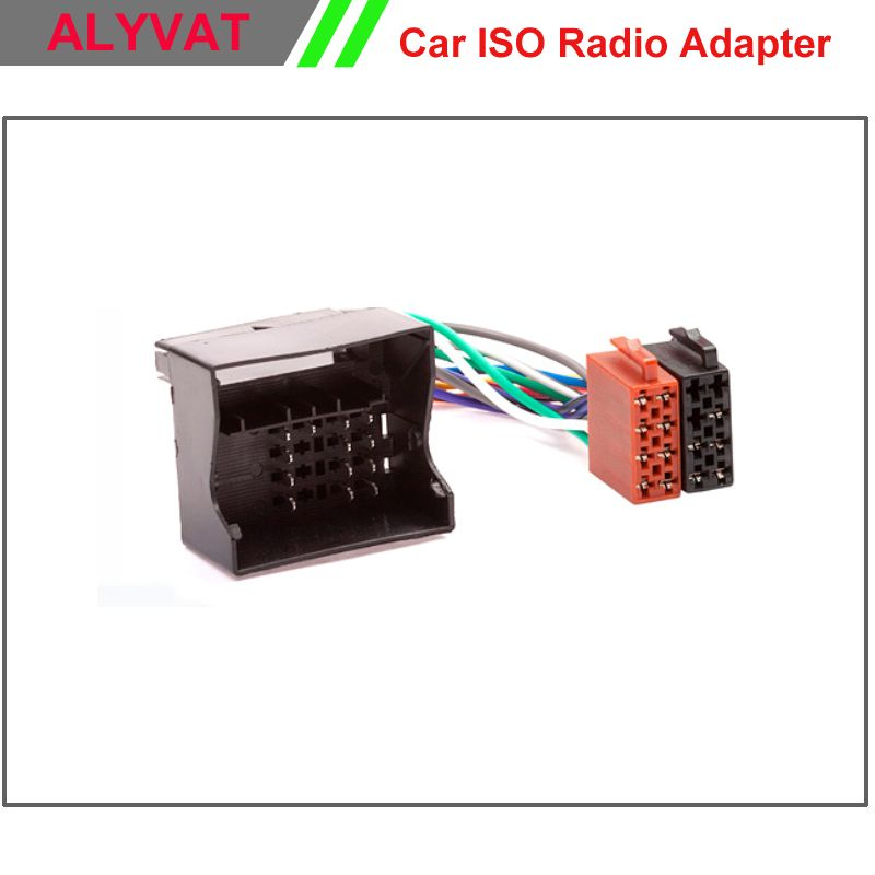 car iso stereo wiring harness for bmw rover land rover range rover ...  pinterest