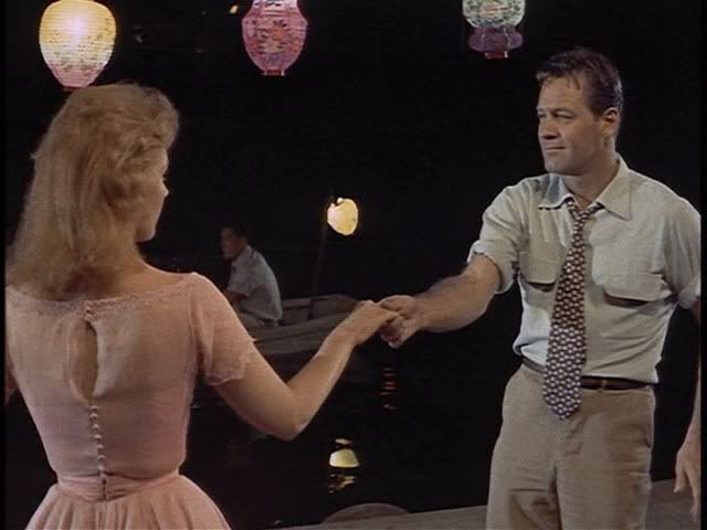 Image result for william holden, kim novak dancing scene