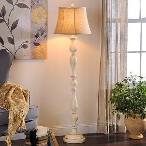 Cream Bella Floor Lamp | Master Suite | Pinterest | Floor Lamp, Mid Century  Bedroom And Mid Century