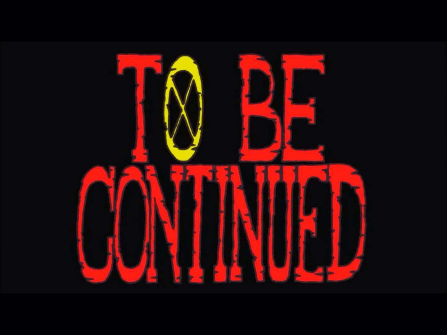 To Be Continued . . . Volume Two