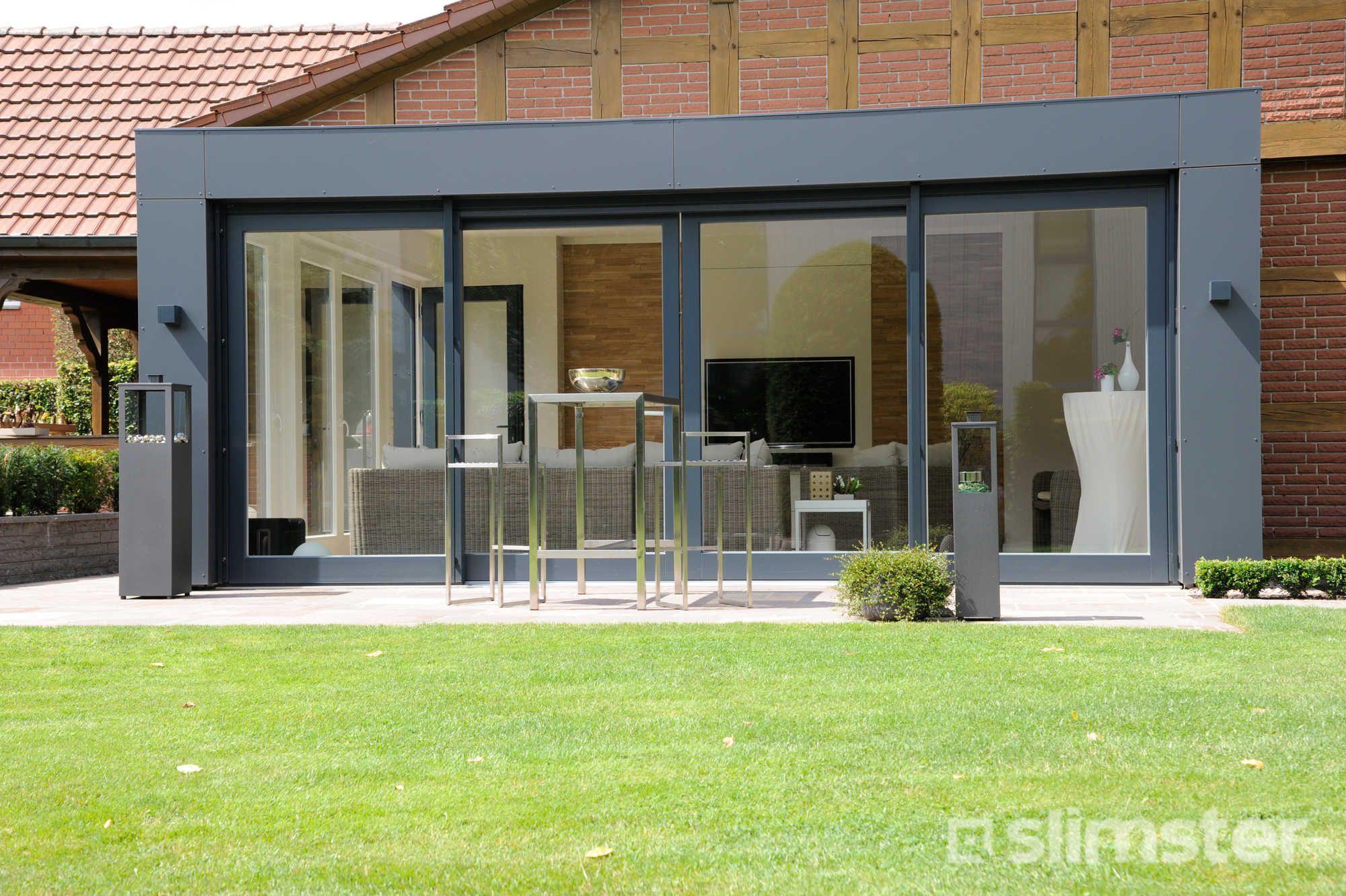 Afbeeldingsresultaat voor uitbouw woning voorbeelden   Stijl ...