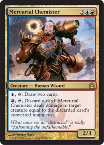 mtg blue red izzet commander edh deck magic the gathering 100
