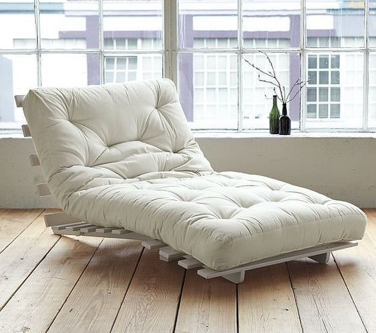 Ultimate Reading Comfy Chair Oversized Chaise Lounge