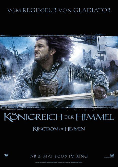 Königreich der Himmel | Heaven movie, Kingdom of heaven