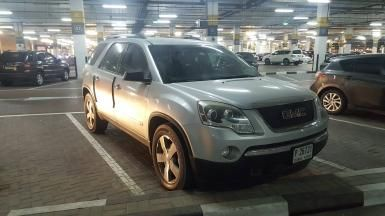 Gmc Acadia Gcc Spec Car Ads Autodeal Ae With Images Gmc