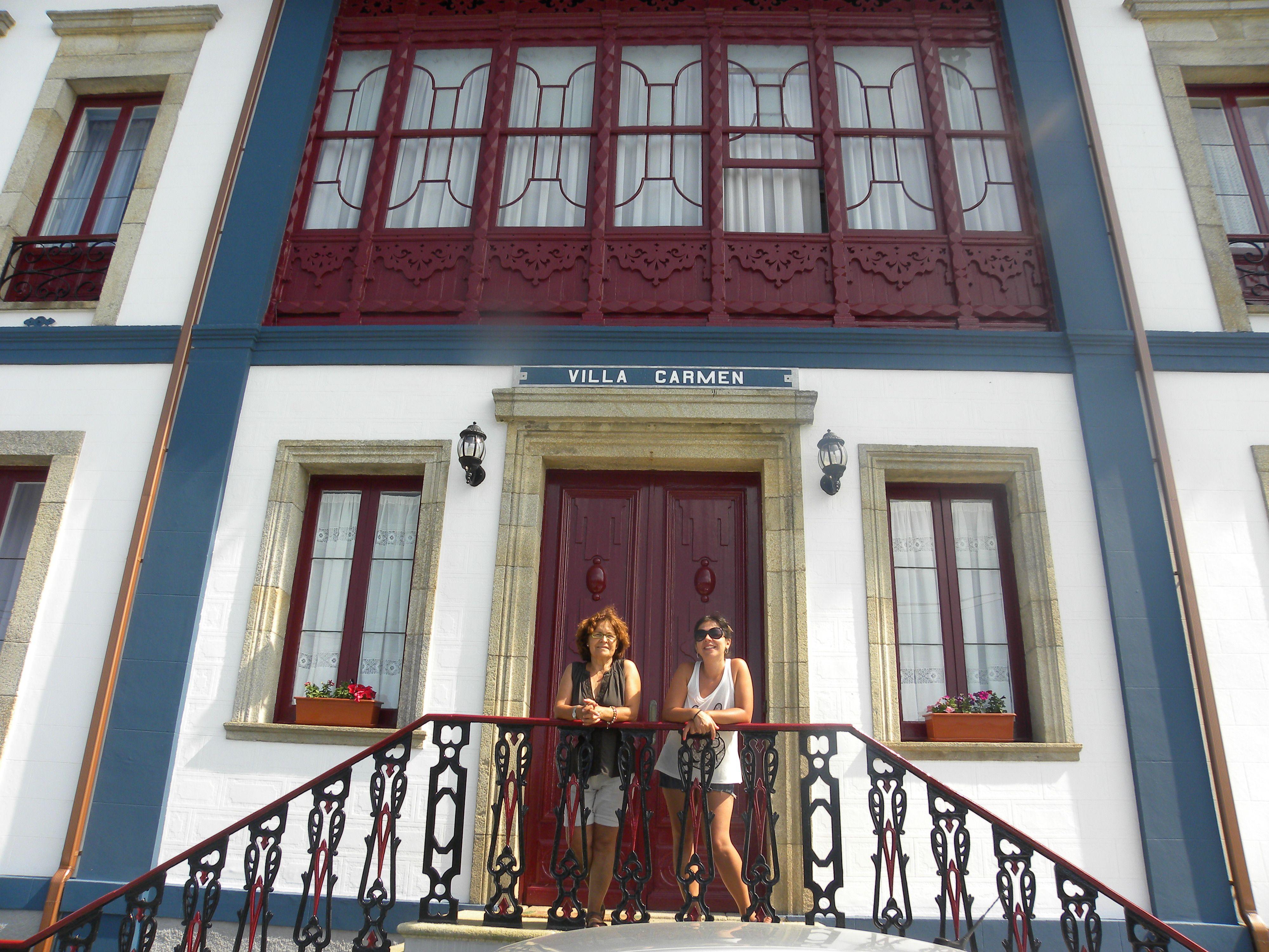 Casa de severo ochoa luarca asturias luarca pinterest asturias espa a espa a y prado - Casa de asturias madrid ...