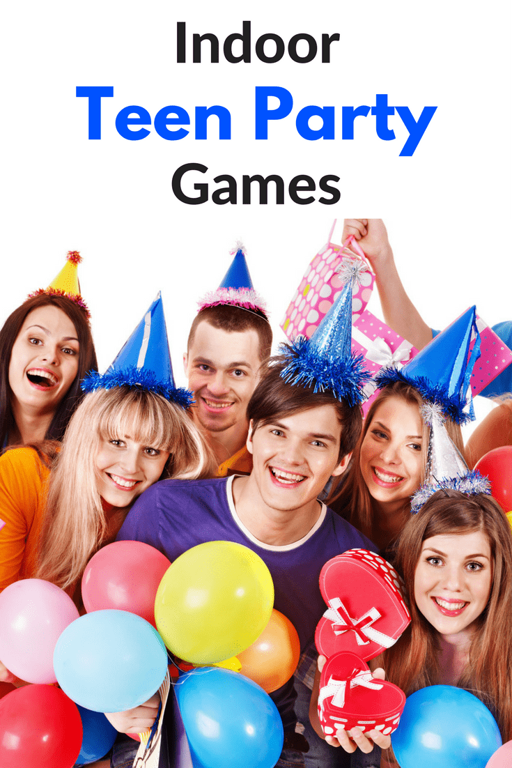 teen party Games to at play