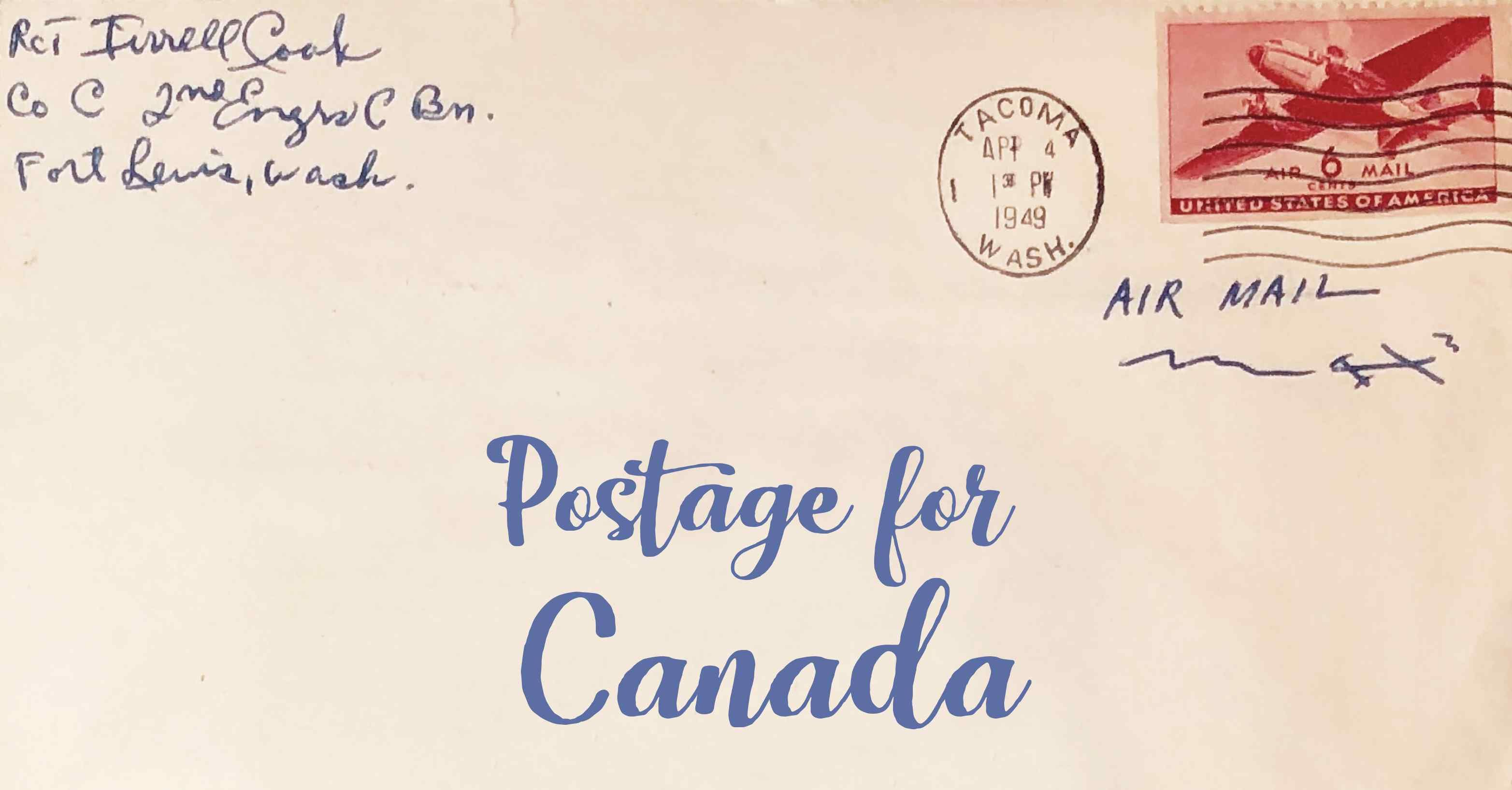 Best Of How Many Stamps Do You Need To Mail A Letter Canada And Review