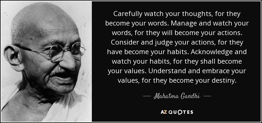 Az Quotes Alluring Top 25 Quotesmahatma Gandhi Of 3175  Az Quotes  Words
