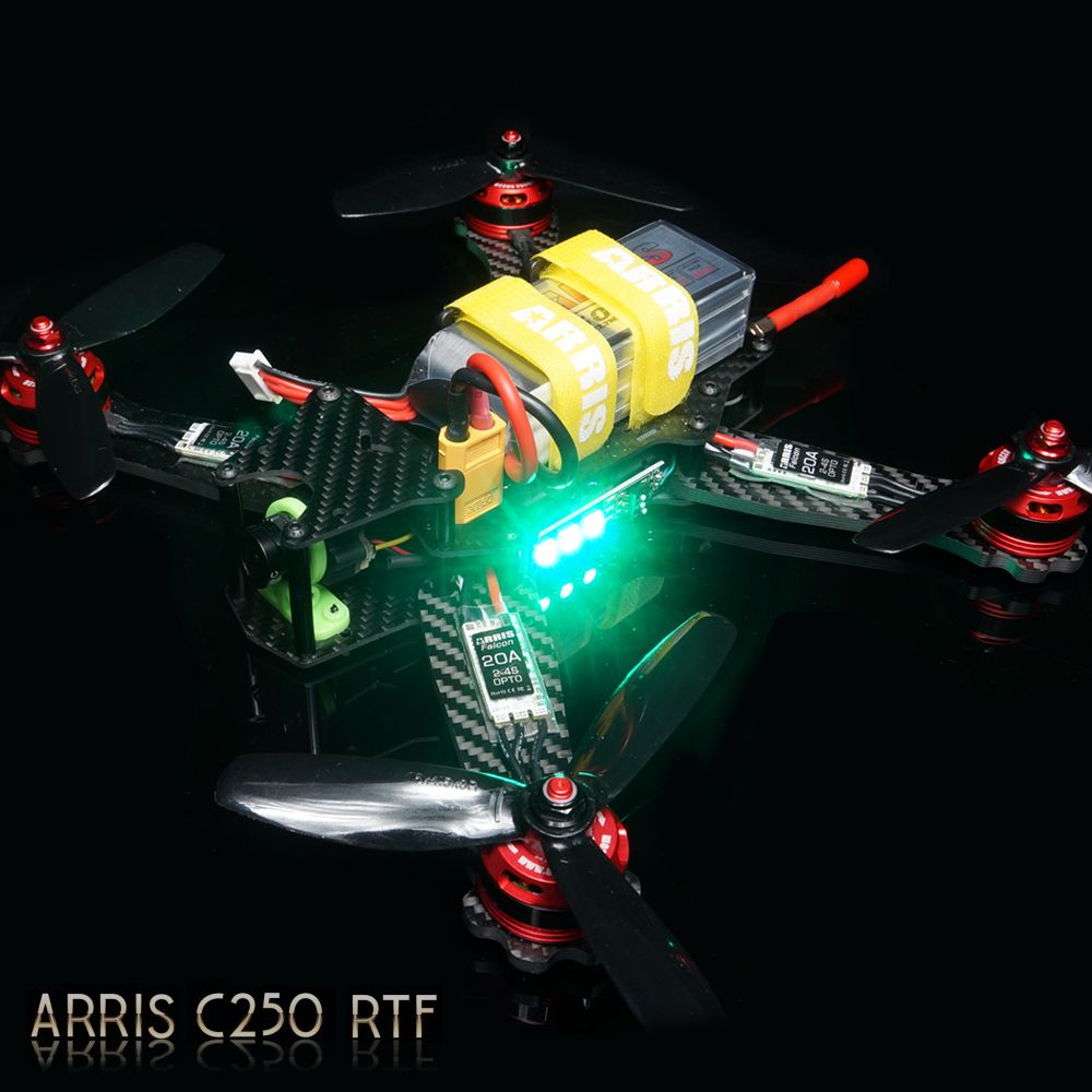 ARRIS C250 250MM FPV Racing Drone