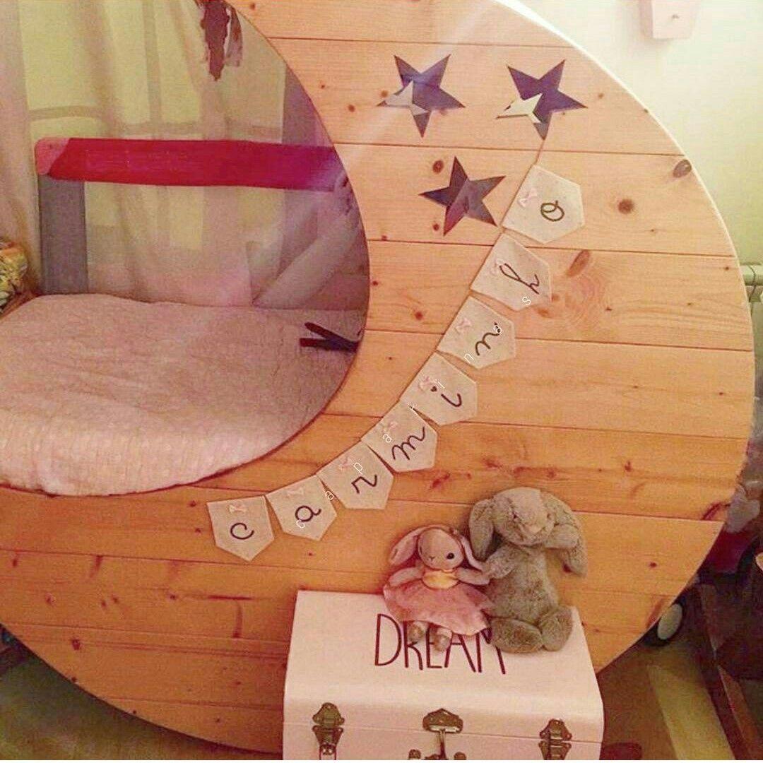 Pin do(a) Raquel Alves em Kids Rooms