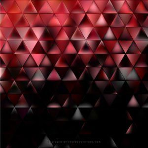 Abstract Red Black Triangle Background Design Background Design Triangle Background Design