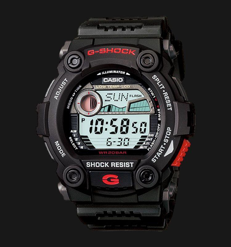 d2aa6753eb015 Beli jam tangan Casio G-Shock G-7900-1DR - Daftar Harga jam termurah