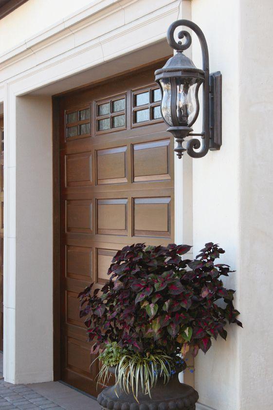 Wood Garage Doors Hemlock Cedar Redwood Garage Door Styles Wood Garage Doors Garage Door Replacement