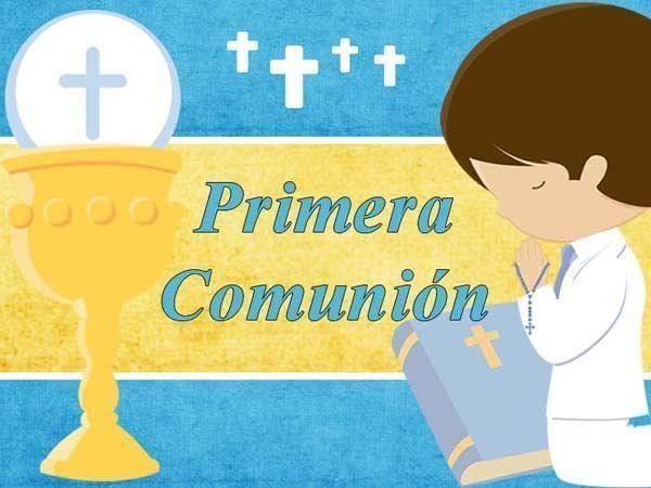 Invitaciones de comuni n para imprimir moldes pinterest comuni n invitaciones y comunion ni o - Etiquetas comunion para imprimir en casa gratis ...