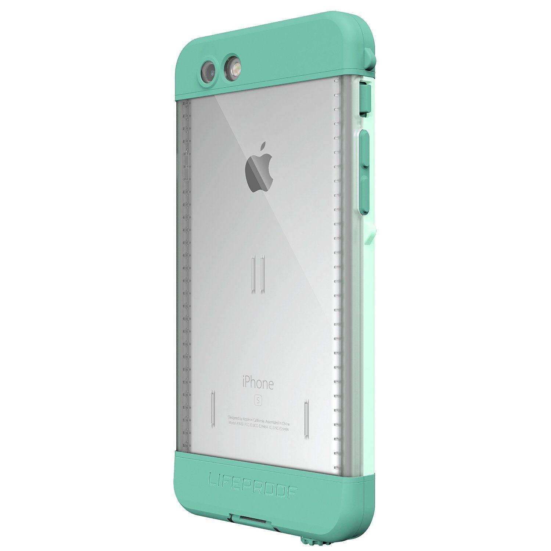 competitive price bda99 c7541 Amazon.com: Lifeproof NÜÜD SERIES iPhone 6s ONLY Waterproof Case ...