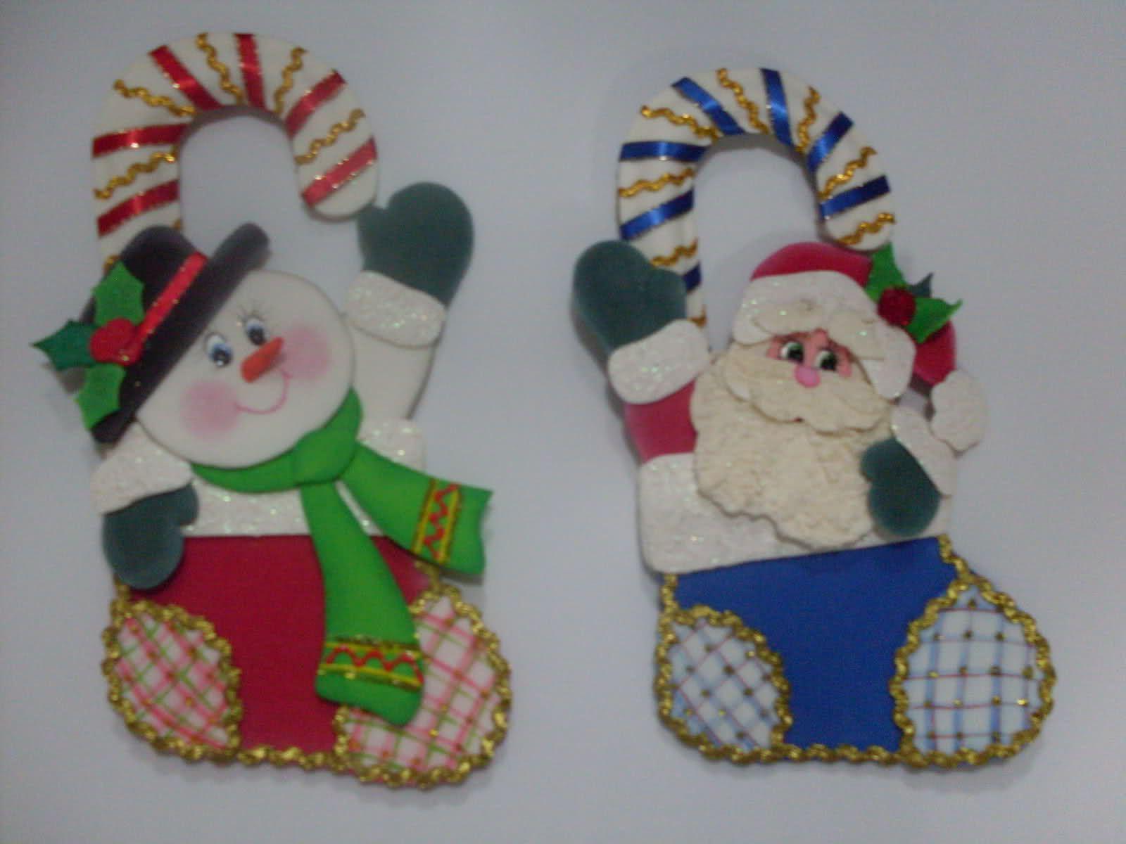 Navidad En Foami Moldes | muñecos | Pinterest | Verano, Navidad y ...