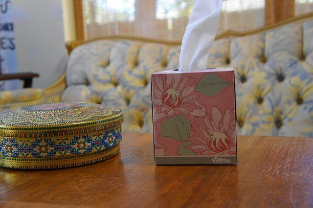 Belle de Couture: My Kleenex Style