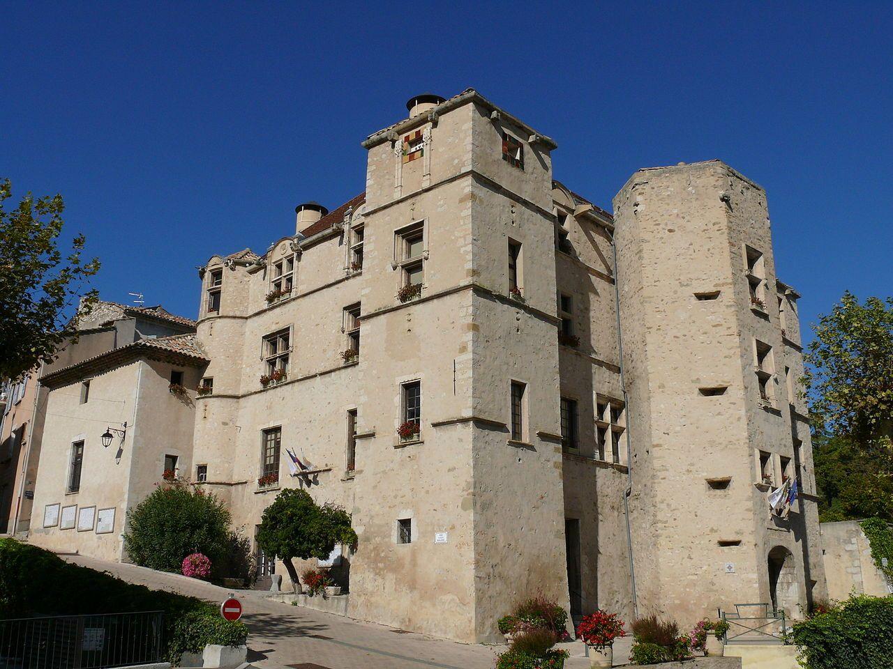 Château de Château-Arnoux-Saint-Auban