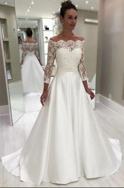 Hochzeitskleid ärmel Spitze