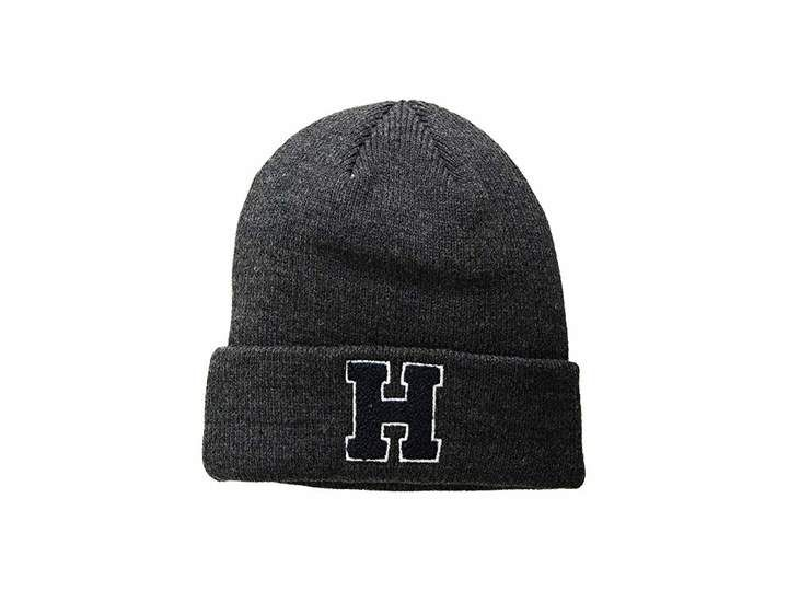 e5fec7199 Tommy Hilfiger H Patch Beanie | Products | Knit beanie, Tommy ...