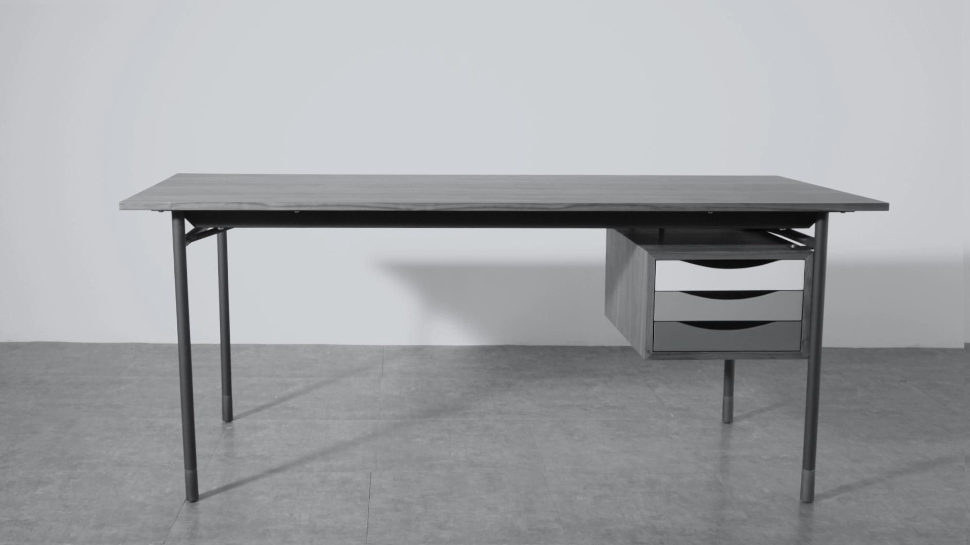 Finn Juhl Nyhavn Desk | Mid Century Modern Furnitu