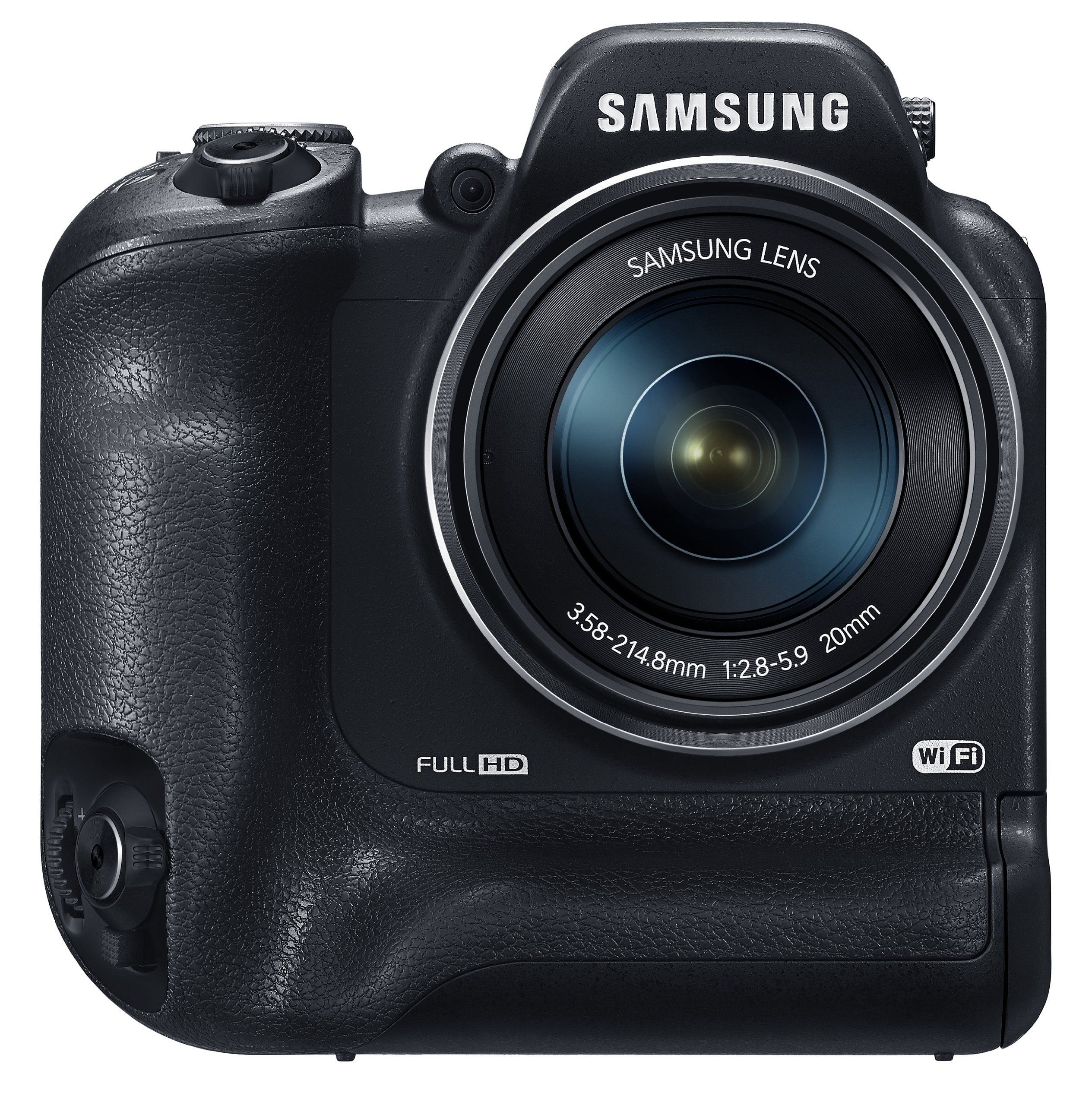 Samsung WB1100F Smart WiFi Digital Camera 162MP Black