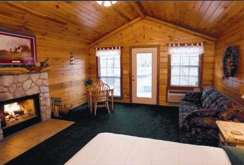 Oklahomau0027s Official Travel U0026 Tourism Site. Cabins In OklahomaLuxury Log ...