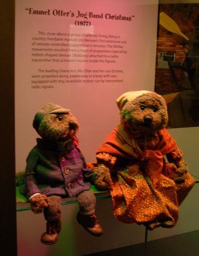 Emmet Otter | Otters, Puppet and Jim henson