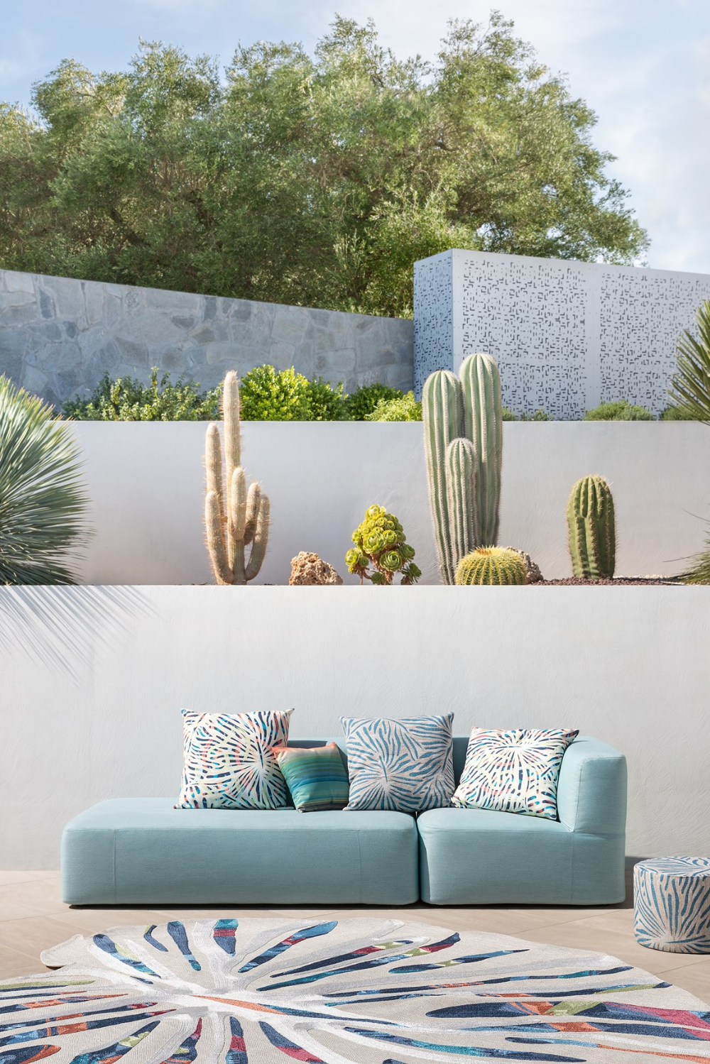 Missonihome Art Nature And Precious Textures The Collection M O 2020 Outdoor Outdoor Rugs Outdoor Furniture Sets