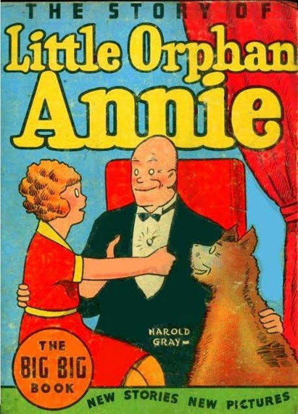 A comics history of little orphan annie badass digest