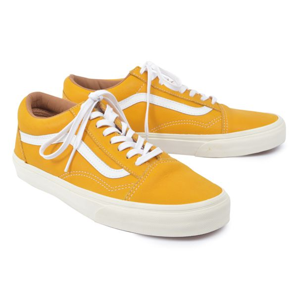 Old Skool mustard! New vans arrivals in store and online!