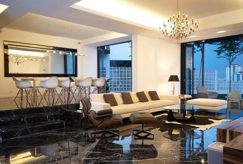 Hillside Bungalow Remodelinterlink Design Solutions  Bungalow New Bungalow Living Room Design Inspiration Design
