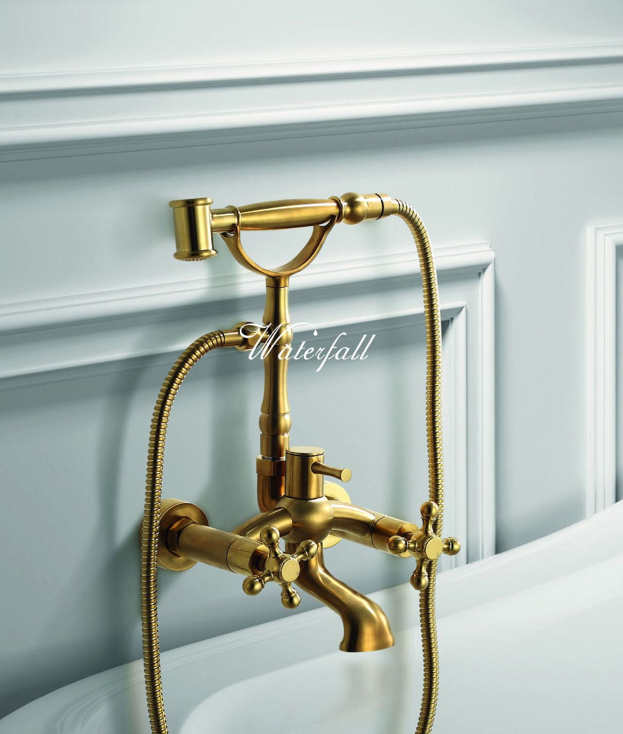 tub faucet faucets bathtub moen handle and clawfoot replacement bronze gold sink copper rubbed chrome bathroom valve one