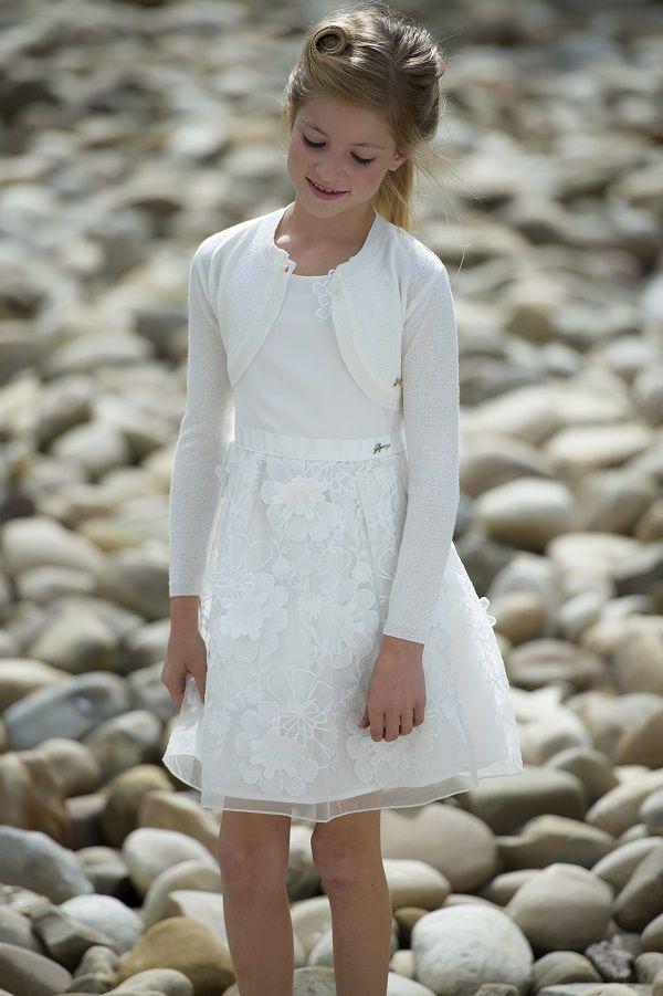detaillering halve prijs ongeslagen x communiejurk-GYMP-NummerZestien   1 children clothes ...