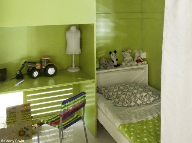 Chambre garcon vert pomme | chambre xavier | Pinterest | Vert ...